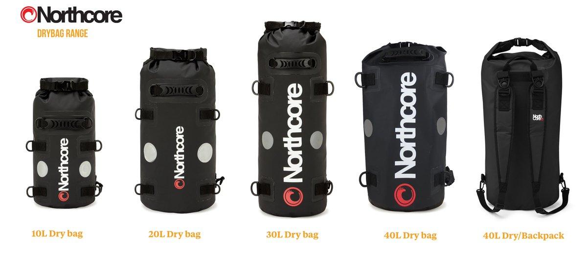 Northcore Dry Back 10L Rucksack