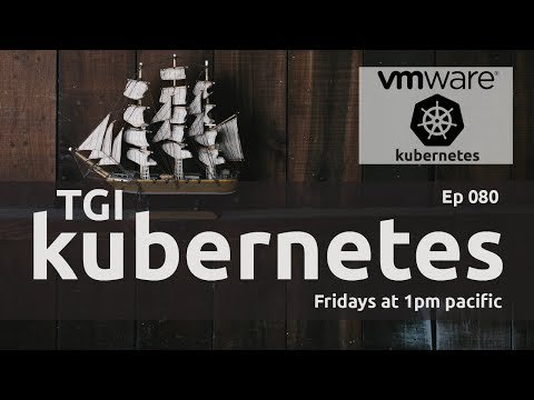 Keep up with #Kubernetes every Friday with this @VMware Cloud Native Apps weekly podcast!  Here's what you missed last Friday: http://bit.ly/2LfzwK3