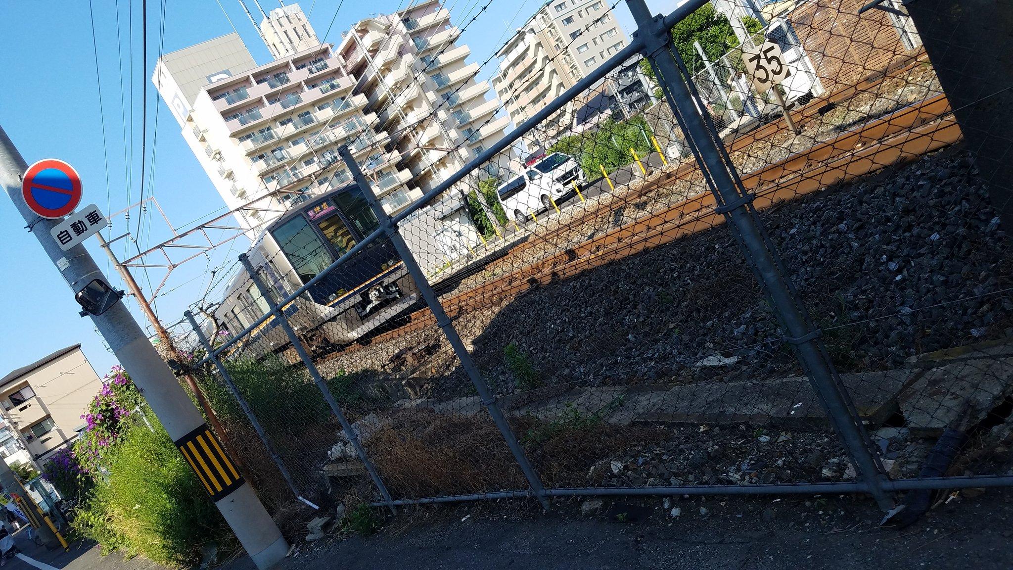 徳庵駅で人身事故「男性が下敷き」学研都市線が遅延 飛び込み自殺か