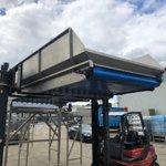 Image for the Tweet beginning: Herbert potato/veg handling conveyors from