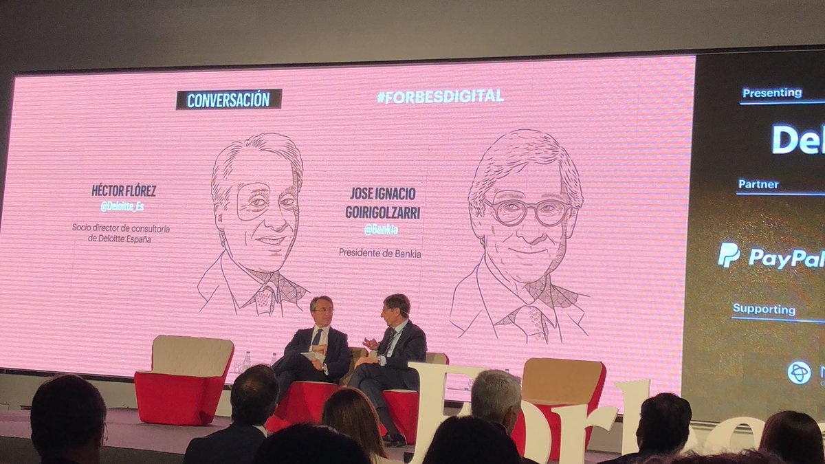 Image for the Tweet beginning: La digitalización se hace para