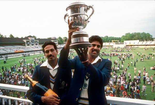 Cricket is in our nation's DNA and this was one of the most important chapters in our rich history.  #1983WorldCup <br>http://pic.twitter.com/ESqDC9NPbk