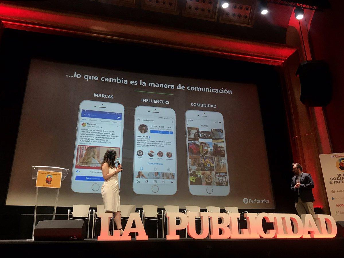 """test Twitter Media - """"Cualquiera de nosotros puede ser un personner"""", el nuevo término acuñado por @CalzadaBeatriz en #FSMI2019 #socialmedia https://t.co/crBD6cgM93"""