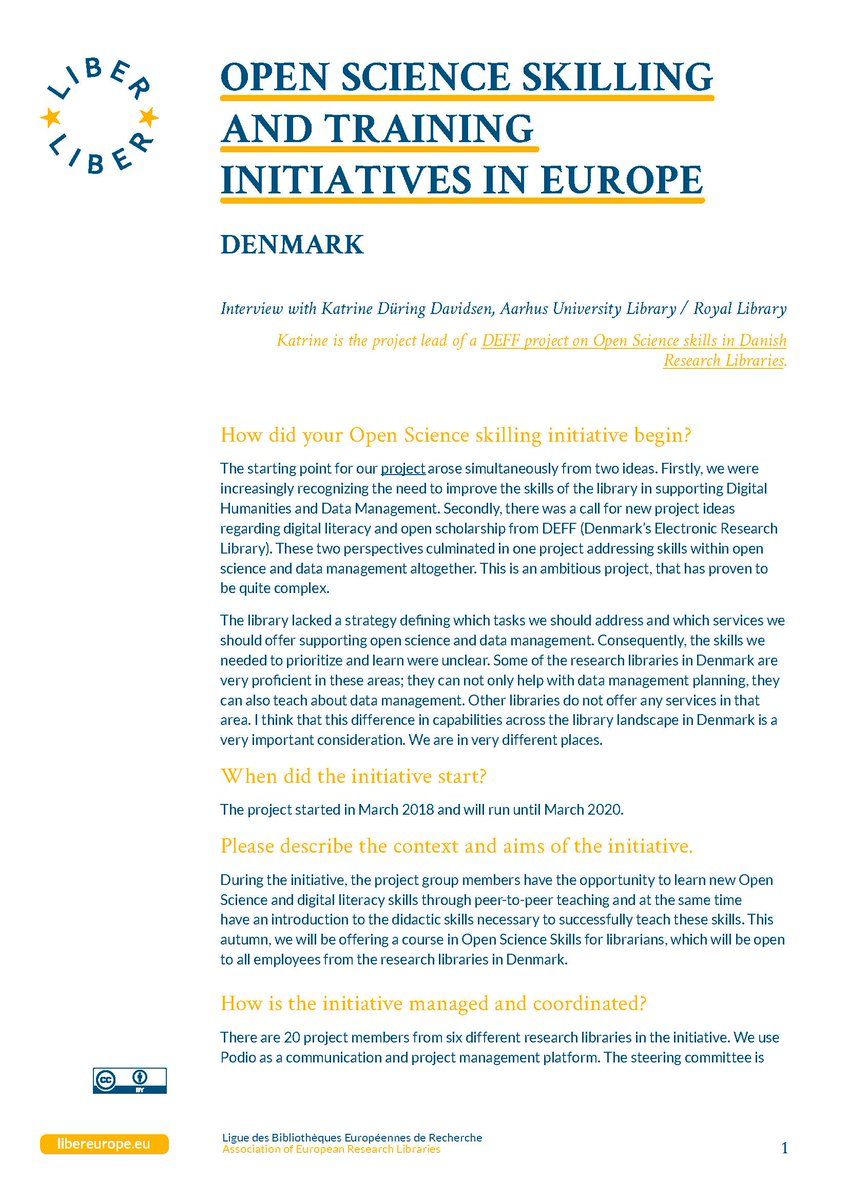 174e652e40 ... case studies!  https://libereurope.eu/blog/2019/06/24/case-studies-on-european-open-science-skilling-and- training-initiatives … and here on @ZENODO_ORG ...
