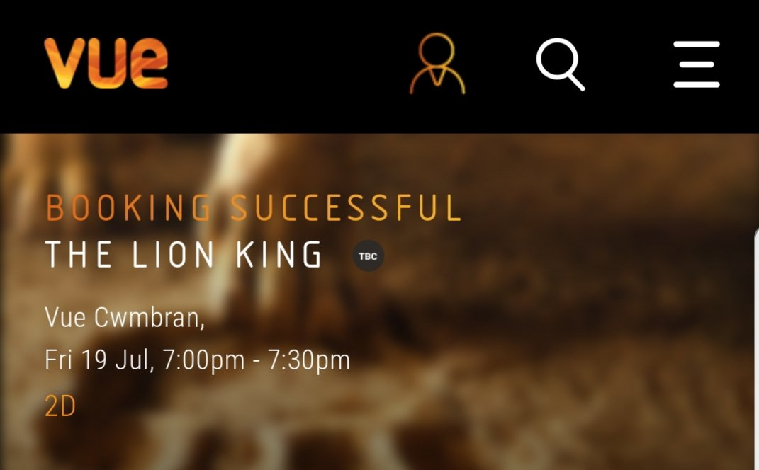 Yessss @disneylionking tickets booked can't wait!! #lionking #tickets #soexcited
