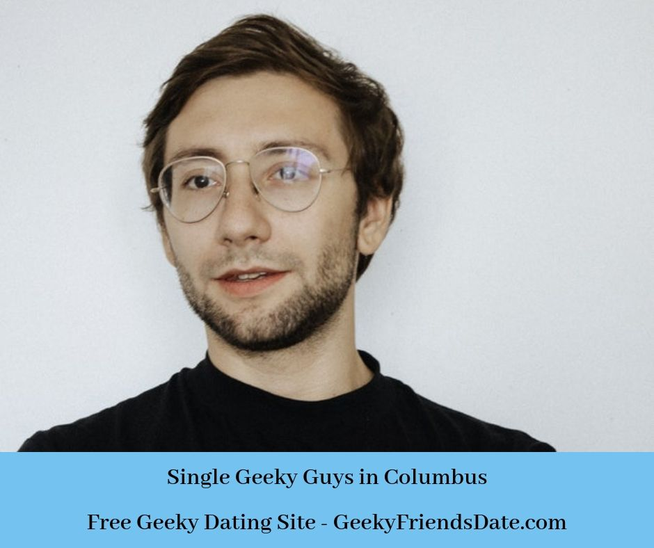 Geeky guys dating pic