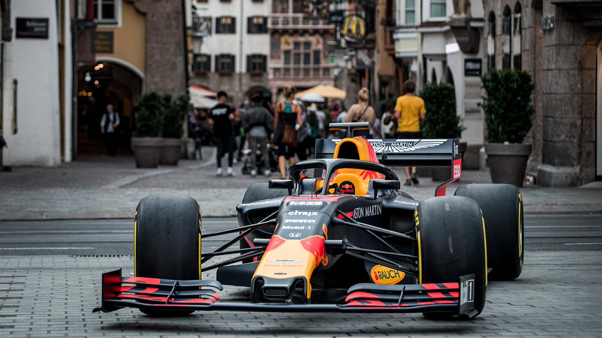 Flying on from France ✈️ Anyone for an #F1 tour of Austria first though? 🇦🇹 #givesyouwings
