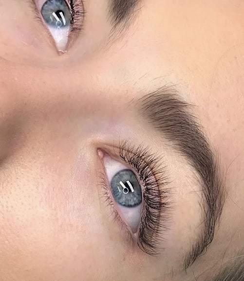 Baby blues😍Student work perfection with this beautiful set of natural volume lashes. . . . #eyelashextensions #volumefans #hybridlashes #lashpractice #lashsale #sydneyeyelashextensions #lashproducts #buylashproducts #lashpro #lashtraining #lashgame… https://t.co/fB90zxaofo https://t.co/3oaJAqALPH