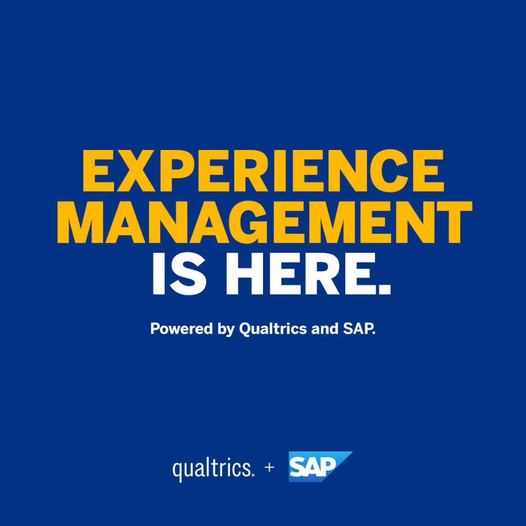 #DidYouKnow 40% of organisations that focus on employee experience have 40% lower turnover than the average organisation. Experience Management is here. ➡️ http://sap.to/6012Eo2mQ #TheBestRun #XM