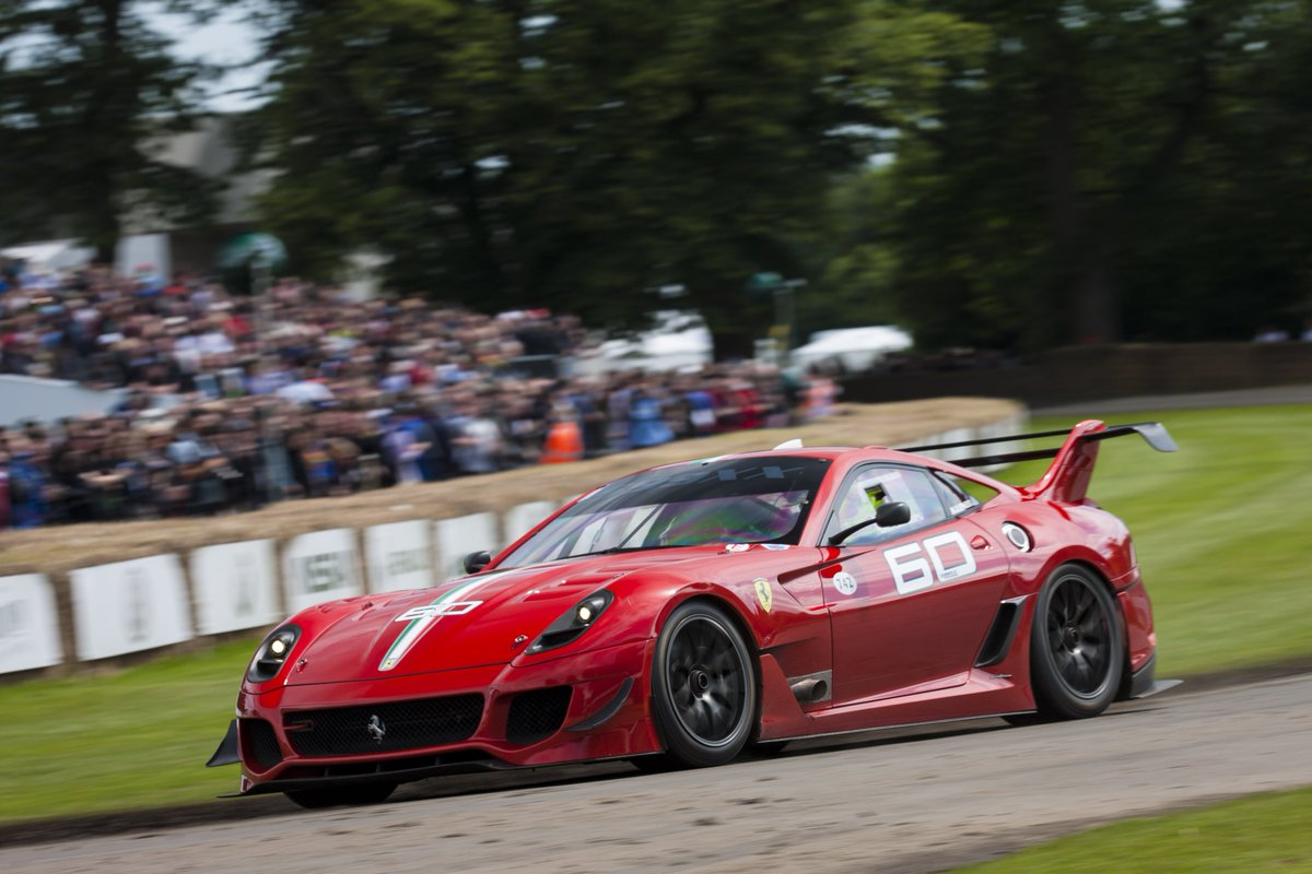 We're hoping to catch some of #Ferrari's XX range! Are you? #FOS