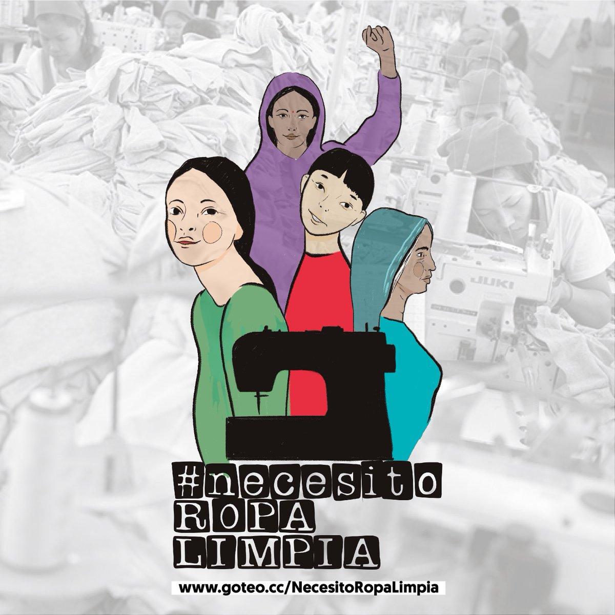 Fites de la Campaña Ropa Limpia durant els seus anys de lluita:  ✅El Fons del Rana Plaza per fi arriba als 30 milions de $ necessaris per indemnitzar a les víctimes!  ❗️Amb la teva ajuda, aconseguirem més. Dóna suport al #crowdfunding!#NecesitoRopaLimpia  https://en.goteo.org/project/necesito-ropa-limpia…