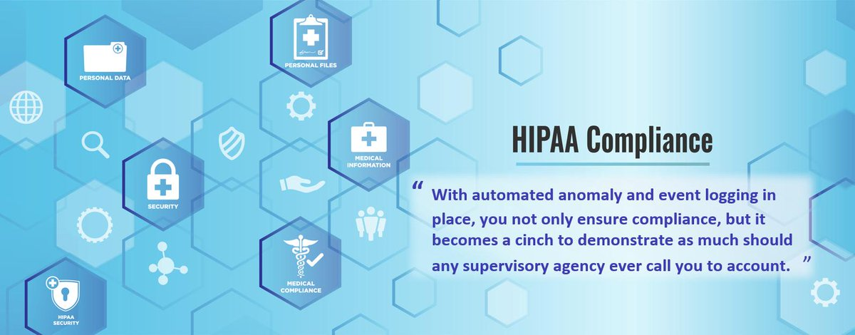 A detailed explanation of how #cyber intelligence tools can be leveraged to address specific #HIPAA rules >> https://hubs.ly/H0j1FN_0