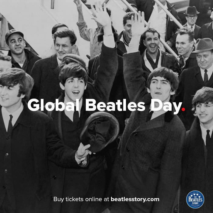@beatlesstory's photo on #GlobalBeatlesDay