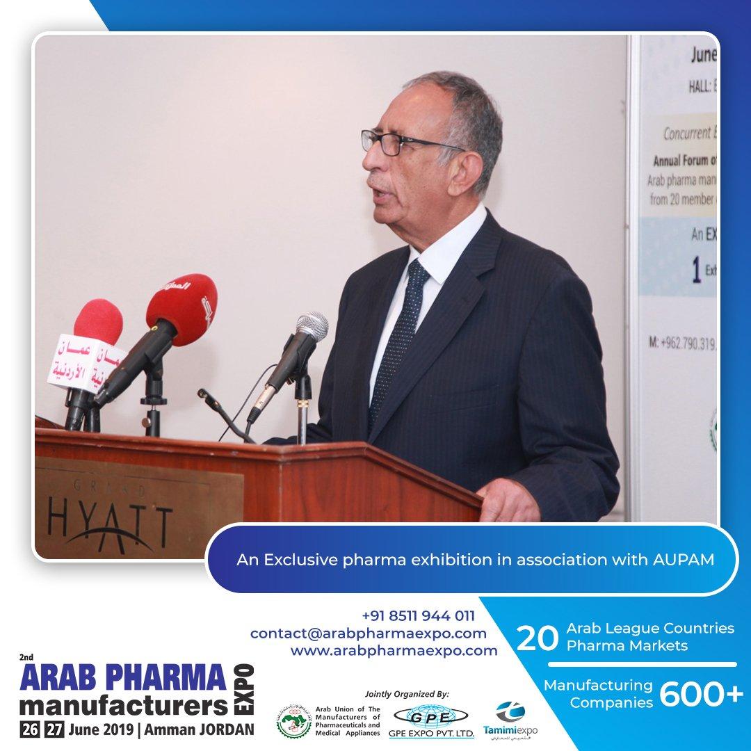 ARAB PHARMA EXPO (@arabpharmaexpo) | Twitter