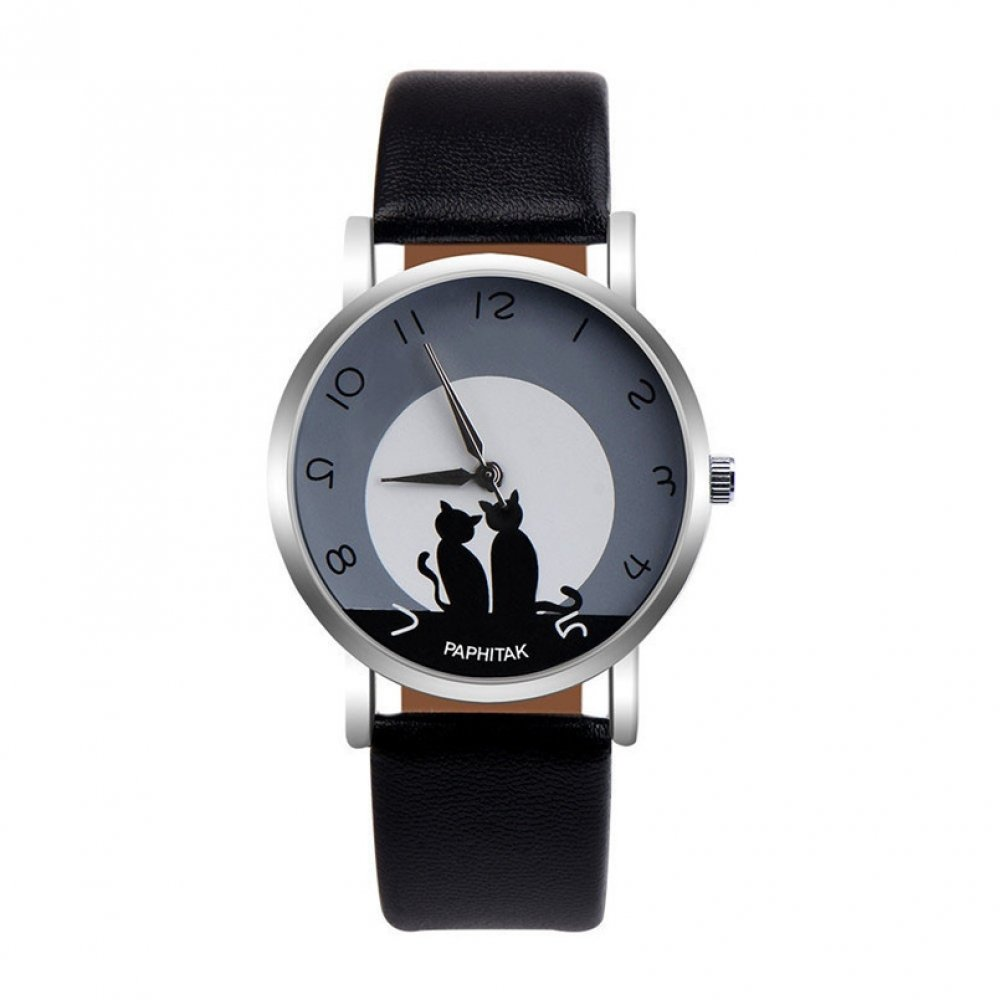 #animals #animaldesign Women's Cat Printed Watches https://t.co/xqj0AiYL2I