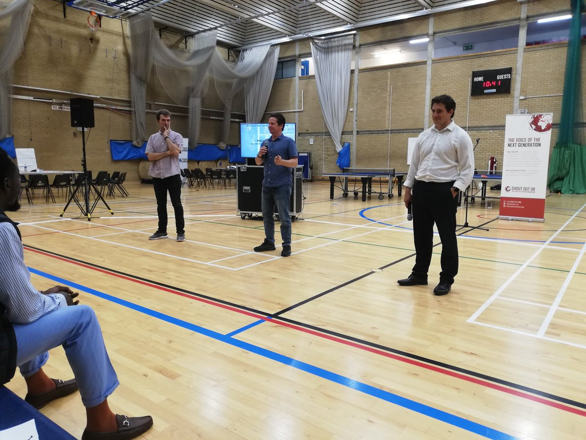PoliFest: Can ping-pong burst the Westminster bubble?