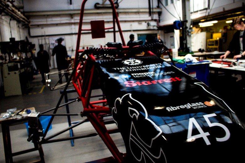 @Starrett_UKMet renews partnership with Edinburgh University Formula Student Team bit.ly/2Xyi1v8 #gtmamember #edinburghuni