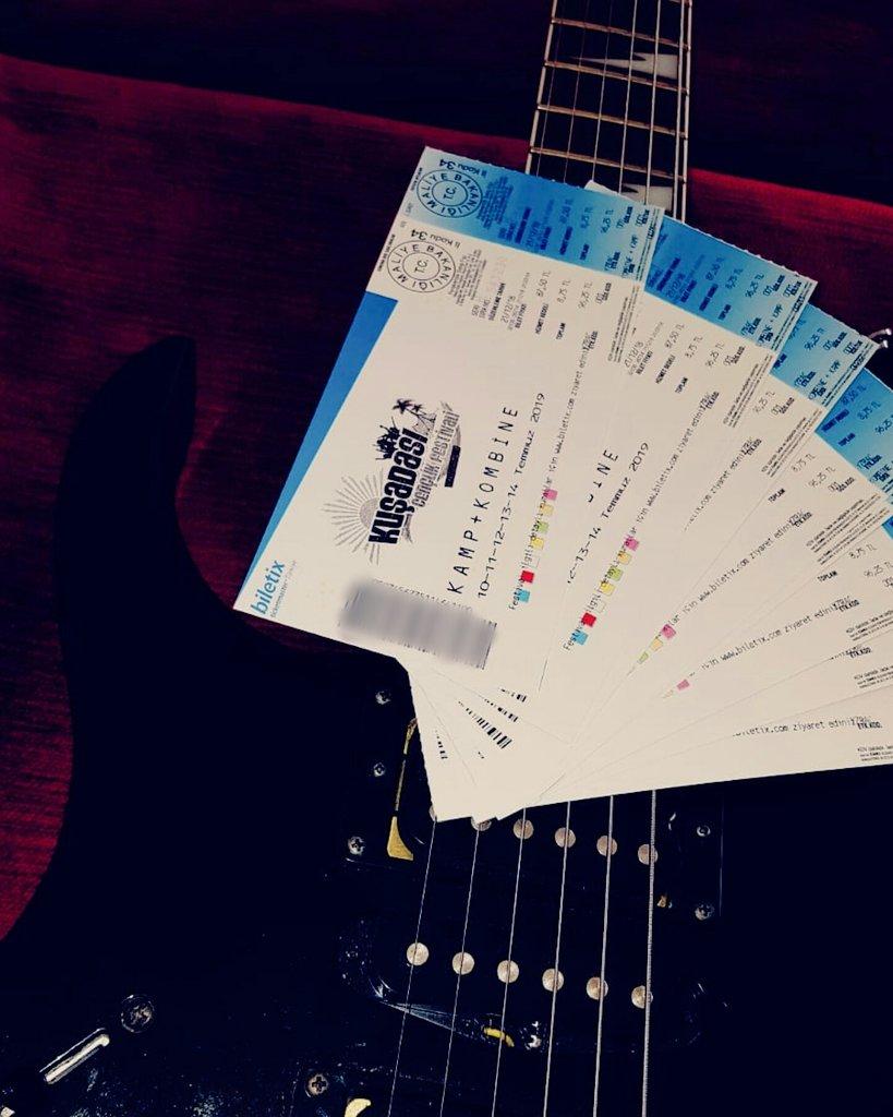 Kuşadası Gençlik Festivali biletleri satılır. Basılı biletix biletleri %100 güvenli. Istanbul, Giresun, Samsun'da elden teslim veya istediğiniz şehre kargolayabilirim.  #kgf #kgf2017 #kgf2018 #kgf2019 #kuşadasıgençlikfestivali #kusadasigenclikfestivali #kuşadası #samsun #zeytinlipic.twitter.com/G6bFrOLJjs