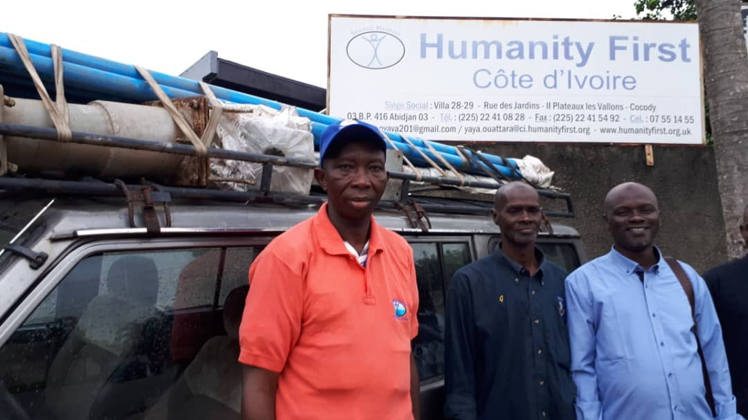 HF #IvoryCoast team on their way to Abengourou for next wave of #water pump installations https://t.co/cSQ73W59kH