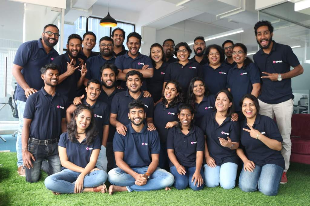 India's Open 'neo-bank' raises $30 million to help businesses automate their finances https://tcrn.ch/2XrLlDH by @refsrc