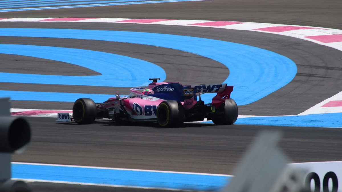 2019 French Grand Prix Achevée 🇫🇷🏁 . . . #formula1 #france #photography #motorsports #racing #f1 #cars #europe #international #travel #work #photo #car #circuit #frenchgp @F1 @PaulRicardTrack