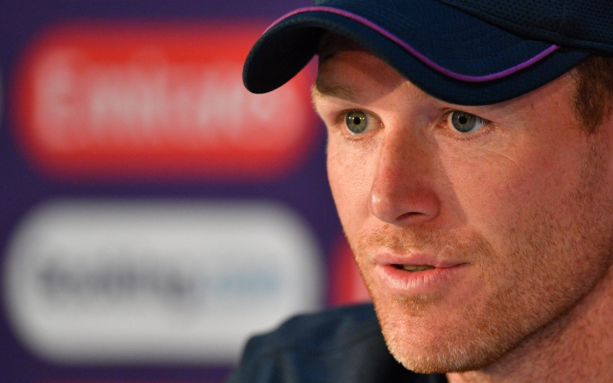 A glimpse into the personality and leadership of #EoinMorgan #WeAreEngland |#CWC19
