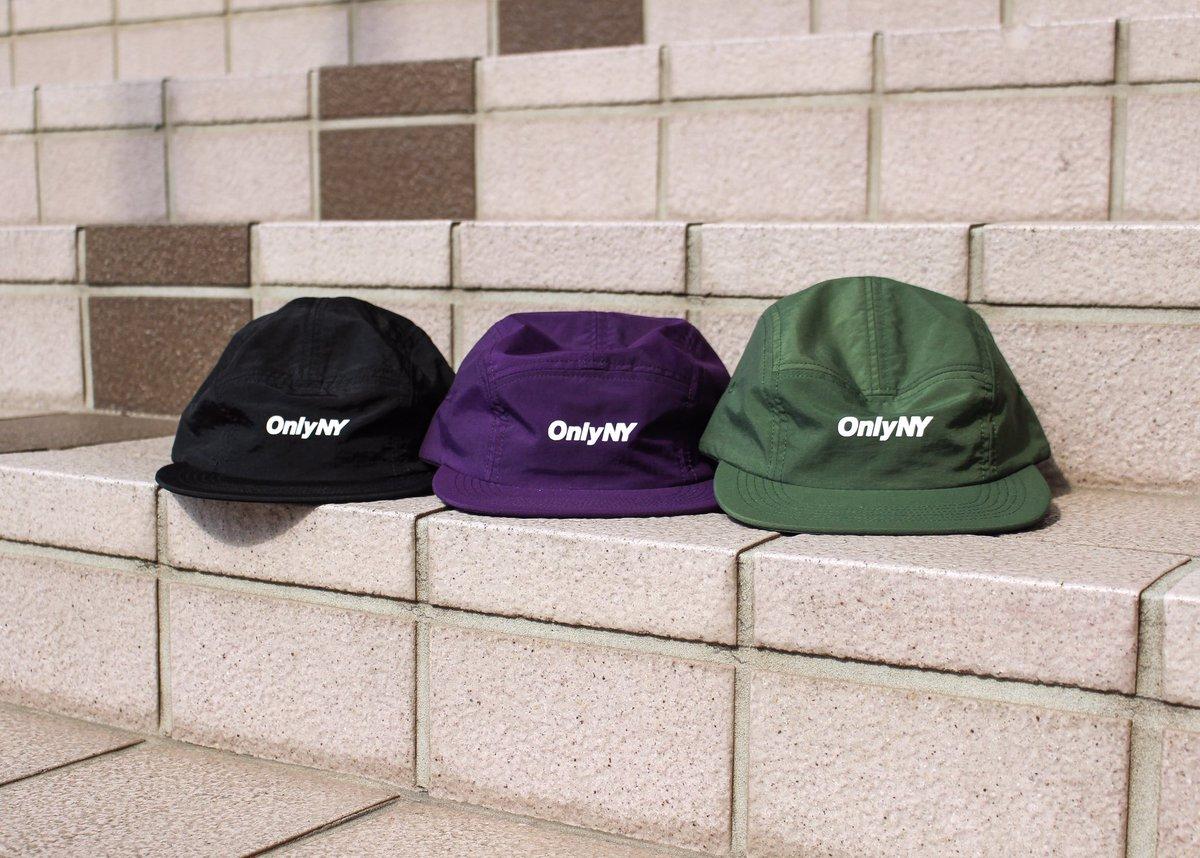 bc521ae6646b41 ''Only NY'' Logo 5-Panel Hat [Black/Violet/