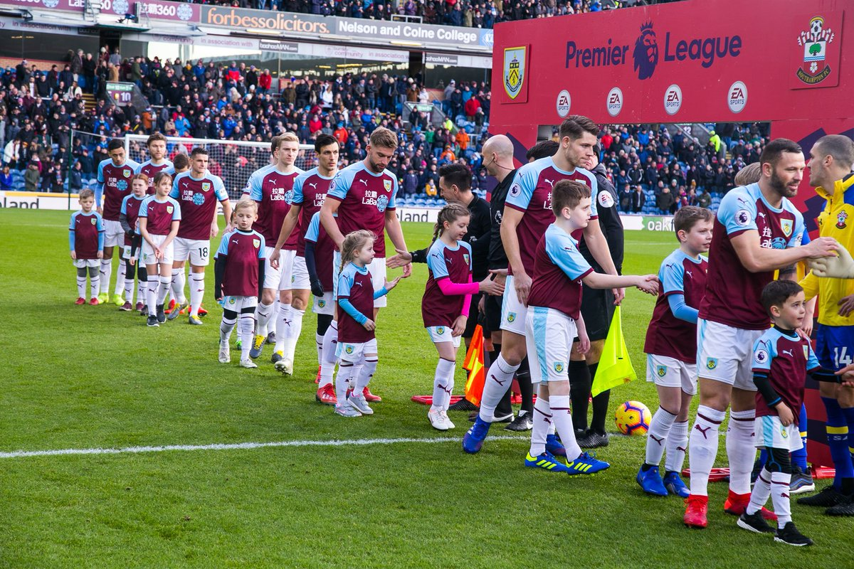 Burnley FC @BurnleyOfficial