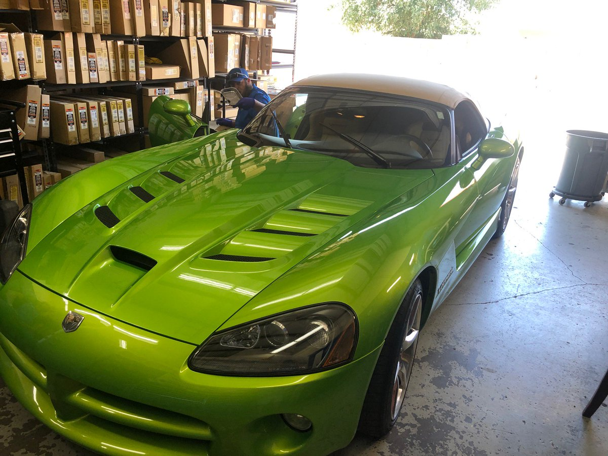 "⭐⭐⭐⭐⭐""Thank you Phoenix Power Window Repair for fixing my Dodge Viper. You guys did a really great job! I appreciate everything you've done. Thank you Harleigh and Randy."" #DodgeViper #WindowRegulator #Phoenix"