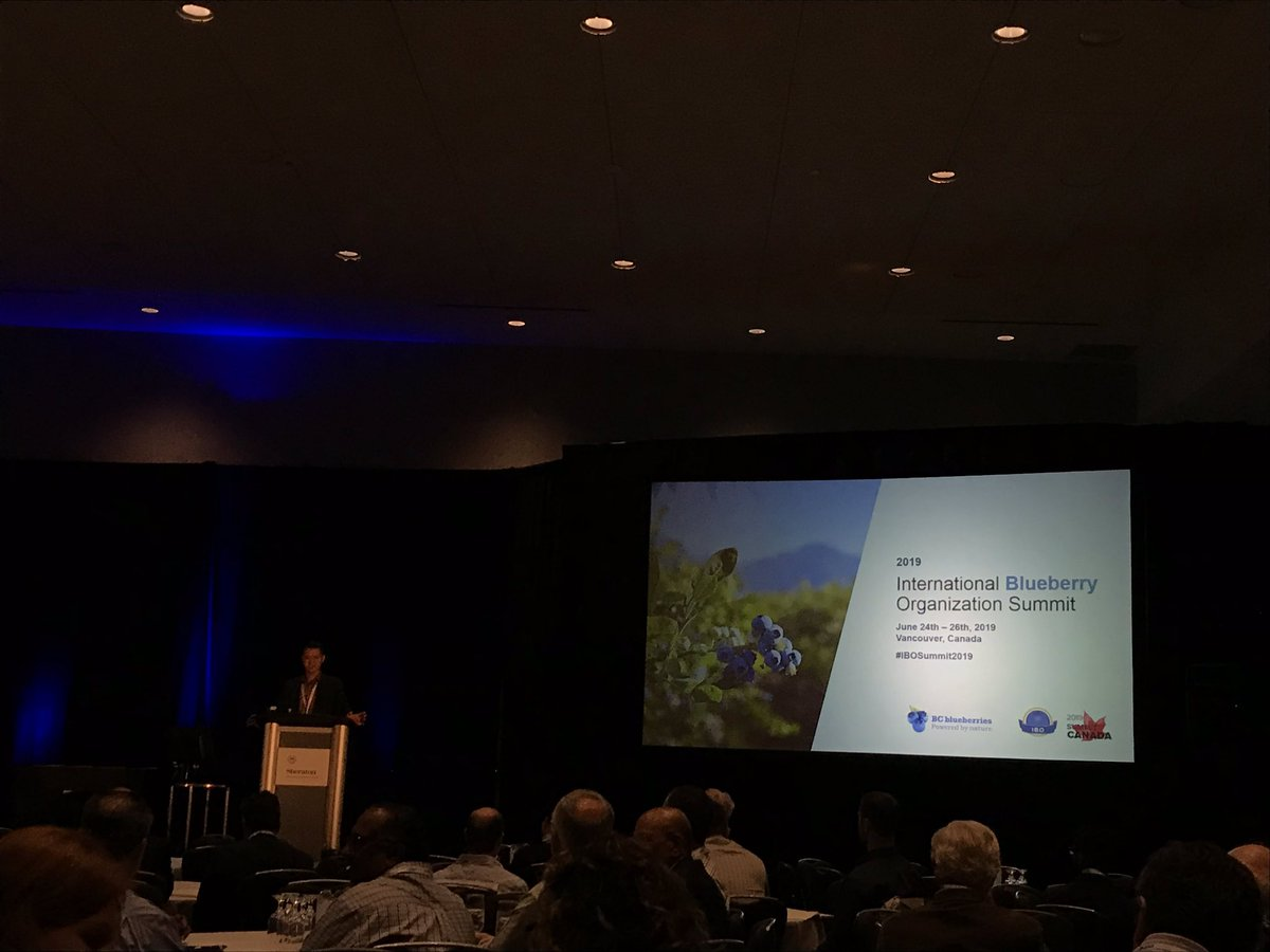 The #IBOSummit2019 is starting Vancouver, Canada. All international #Blueberry players here!<br>http://pic.twitter.com/cgh5WwH3yb