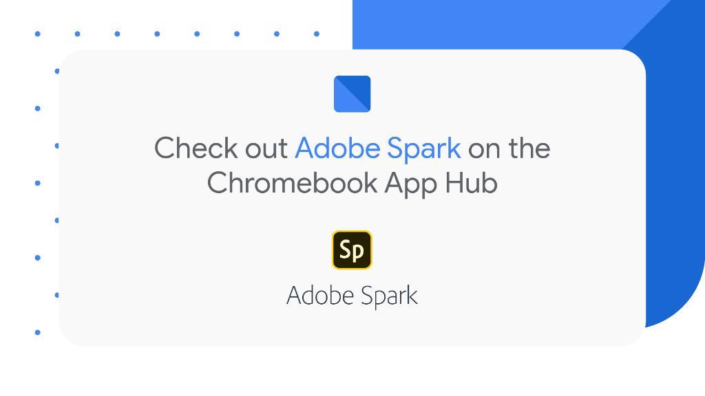 Engage students with @AdobeForEdu + #GoogleEdu  Head to the