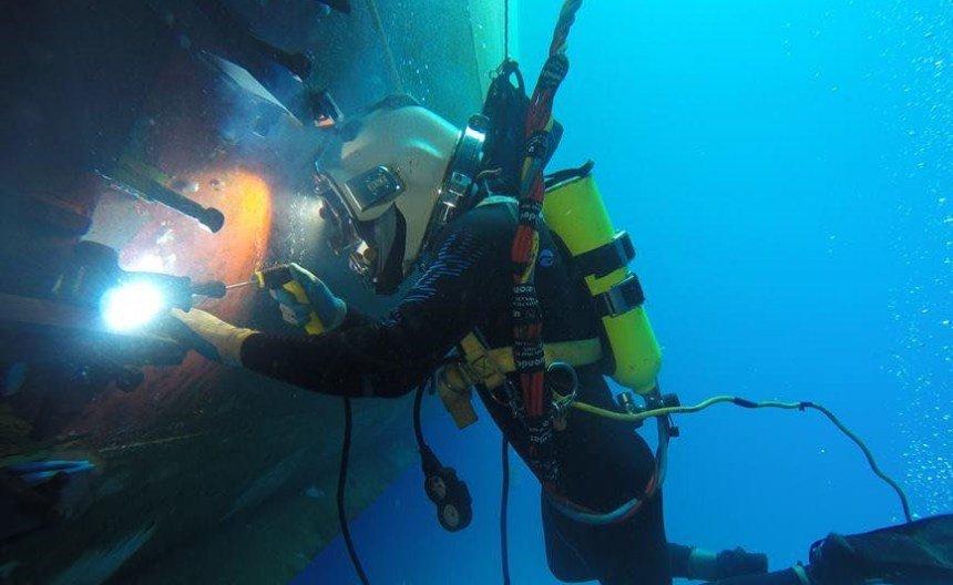 Underwater Welding Training Hashtag On Twitter