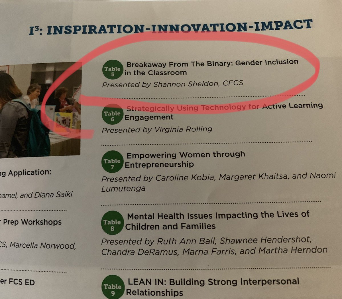 Excited for #careerteched FCS instructor @MsSheldon702 to share with us at #nacte19 next month!