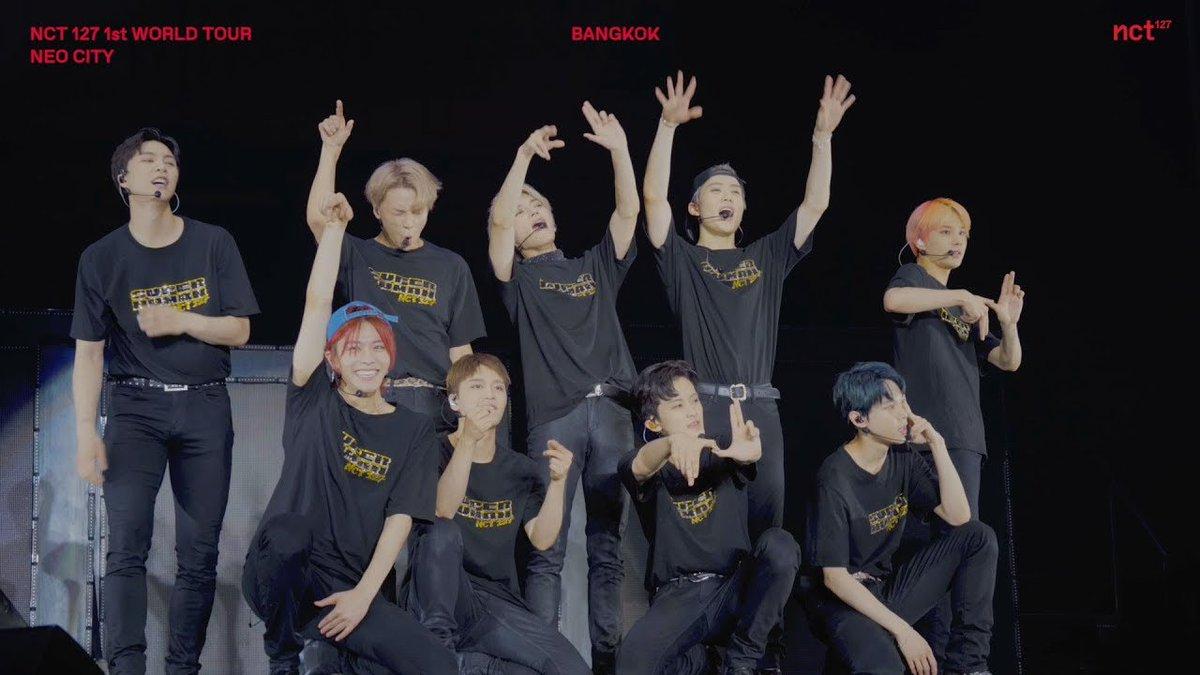 [UCC] NCT 127 TAKES BANGKOK in recap video of their 1st World Tour NEO CITY: The Origin in Bangkok allkpop.com/video/2019/06/…