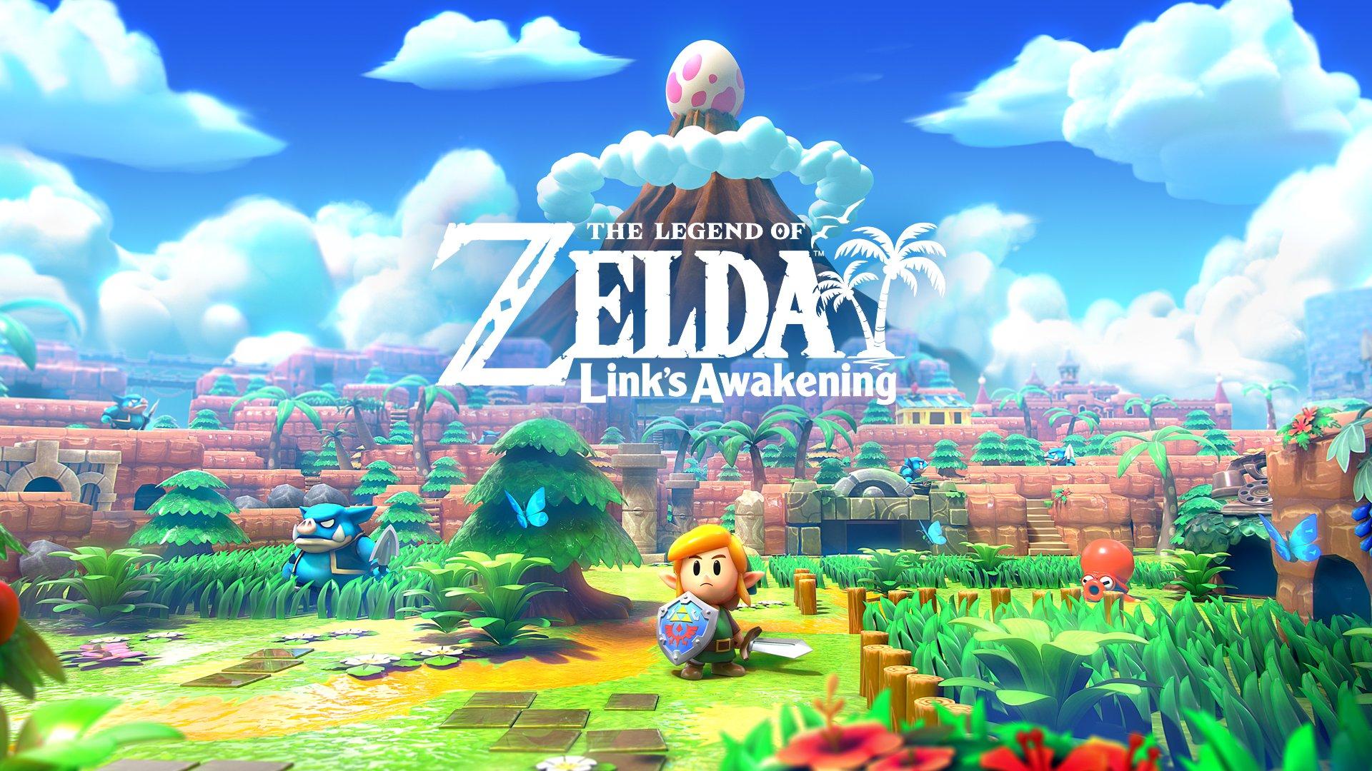 Japan Expo 2019 - Démo de The Legend of Zelda: Link's Awakening