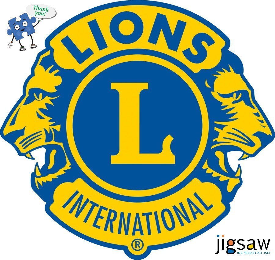 So grateful for amazing donation (£5,500) from @Horshamlions following annual charity 'swimarathon' in March. Donation going towards developing the Early Years playground facilities at Jigsaw over summer break ready for start of autumn term...#ExcitedPupils #charity