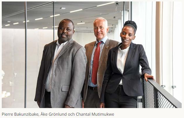 Två doktorander klara – universitetets första del av Sida-program i Rwanda snart färdigt https://www.oru.se/nyheter/tva-doktorander-klara--universitetets-forsta-del-av-sida-program-i-rwanda-narmar-sig-sitt-slut/… #forskning @orebrouni