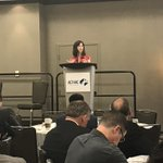 """We must focus on the ultimate customer: the American public. They deserve a better, more streamlined and integrated experience across all government programs.""  Anahita Reilly, GSA's Chief Customer Officer, speaking at the @ACTIAC #2019CXSummit"