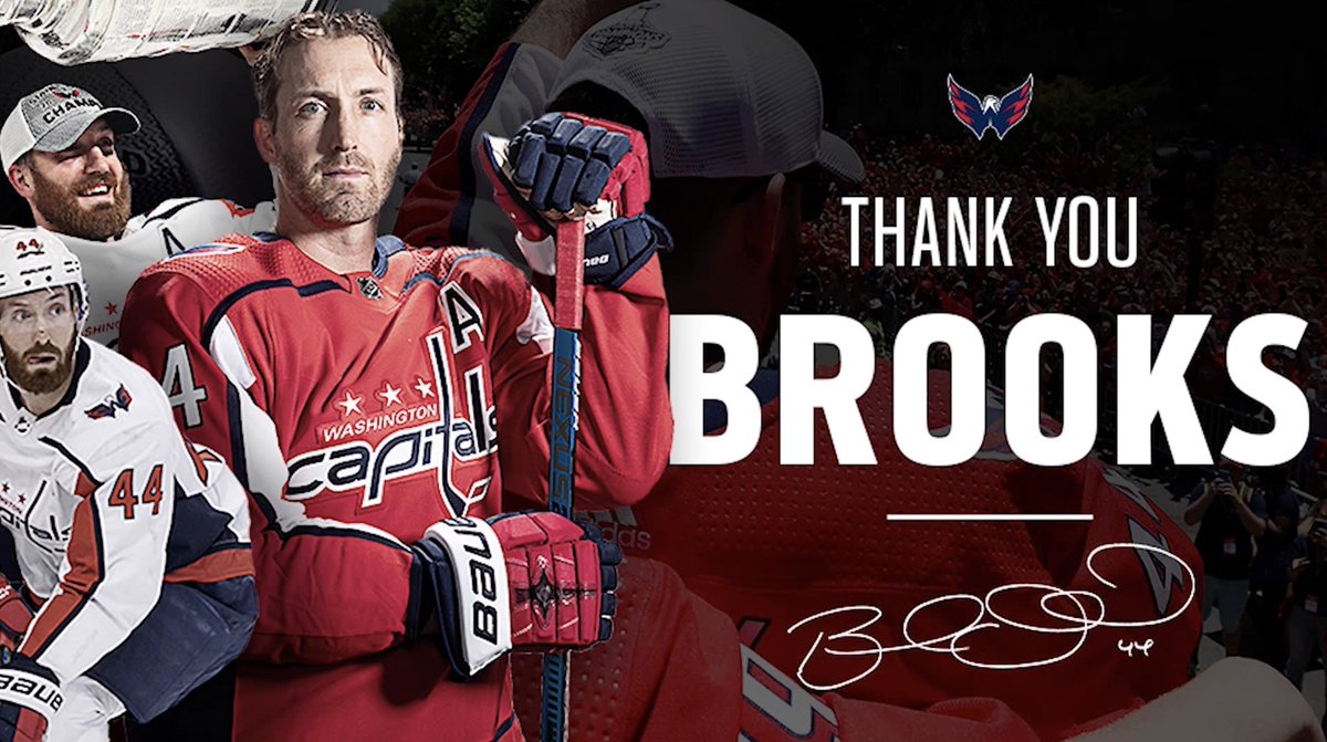 @Capitals's photo on Brooks Orpik