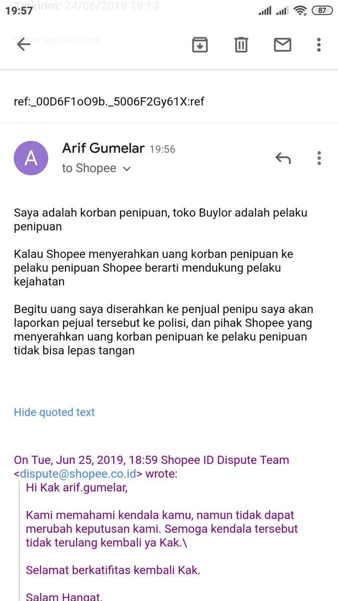Shopee Indonesia On Twitter Hai Kak Yuk Langsung Dm Ke Twitter