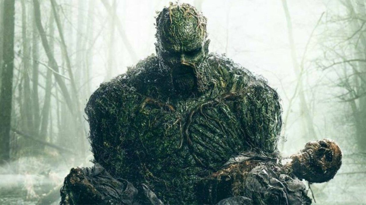 Swamp Thing Could Get a Film; Would Not Be a Continuation of TV Series gvnation.com/swamp-thing-co… #SwampThing