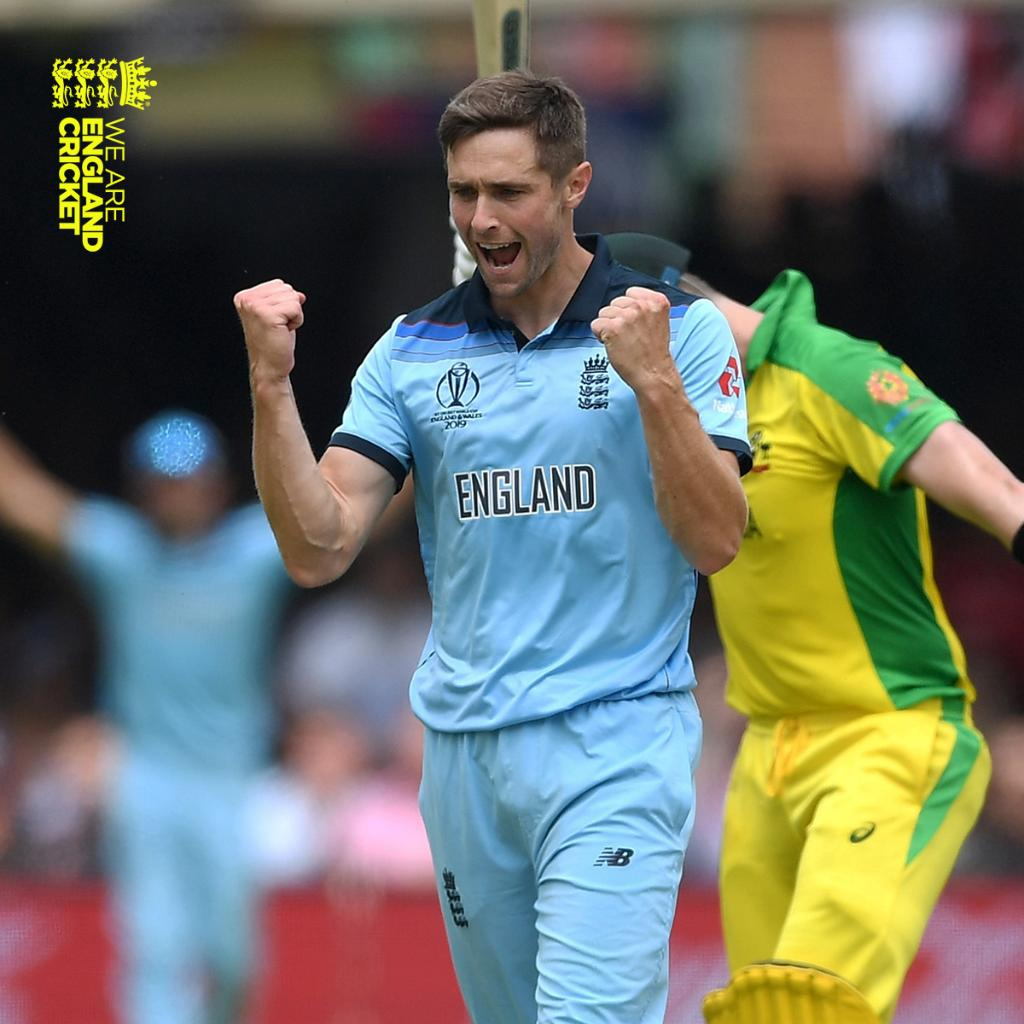 Well set up at the halfway stage.Scorecard: http://ms.spr.ly/6016TKY5j #CWC19 #WeAreEngland #ExpressYourself