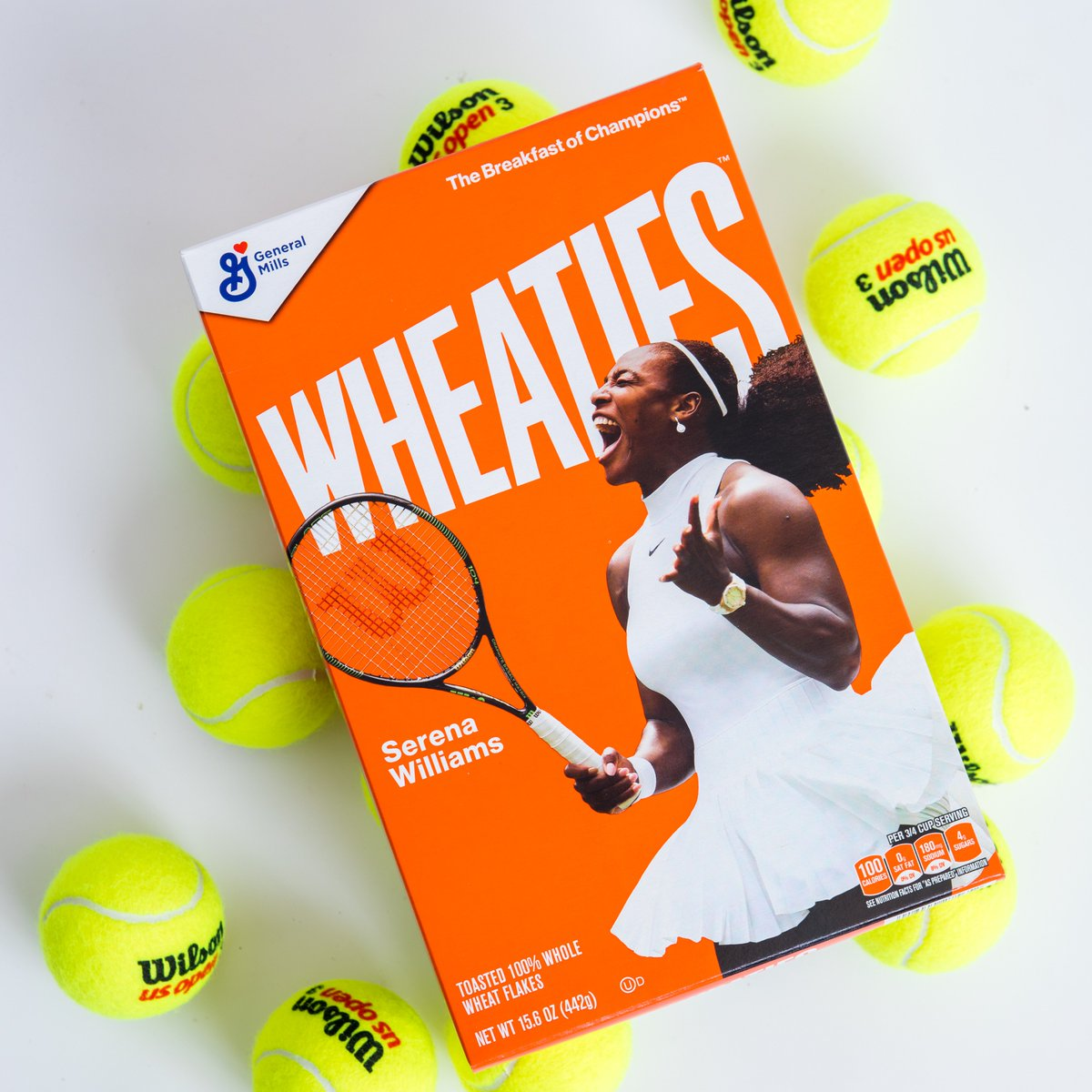 Serena Williams Is Finally on a Wheaties Box—But Why Did It Take This Long?