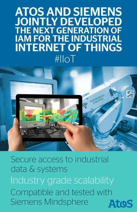 [#Industry & #IoTSecurity] #SecureAccess to critical information is mandatory! Users need...