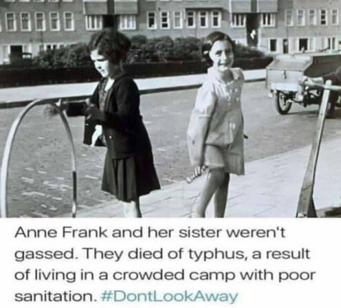 @FLOTUS Your husband's inhumane policies are killing children. It happened before. You may have heard of a few. Does Anne Frank ring a bell or do you really not care? #BeBest
