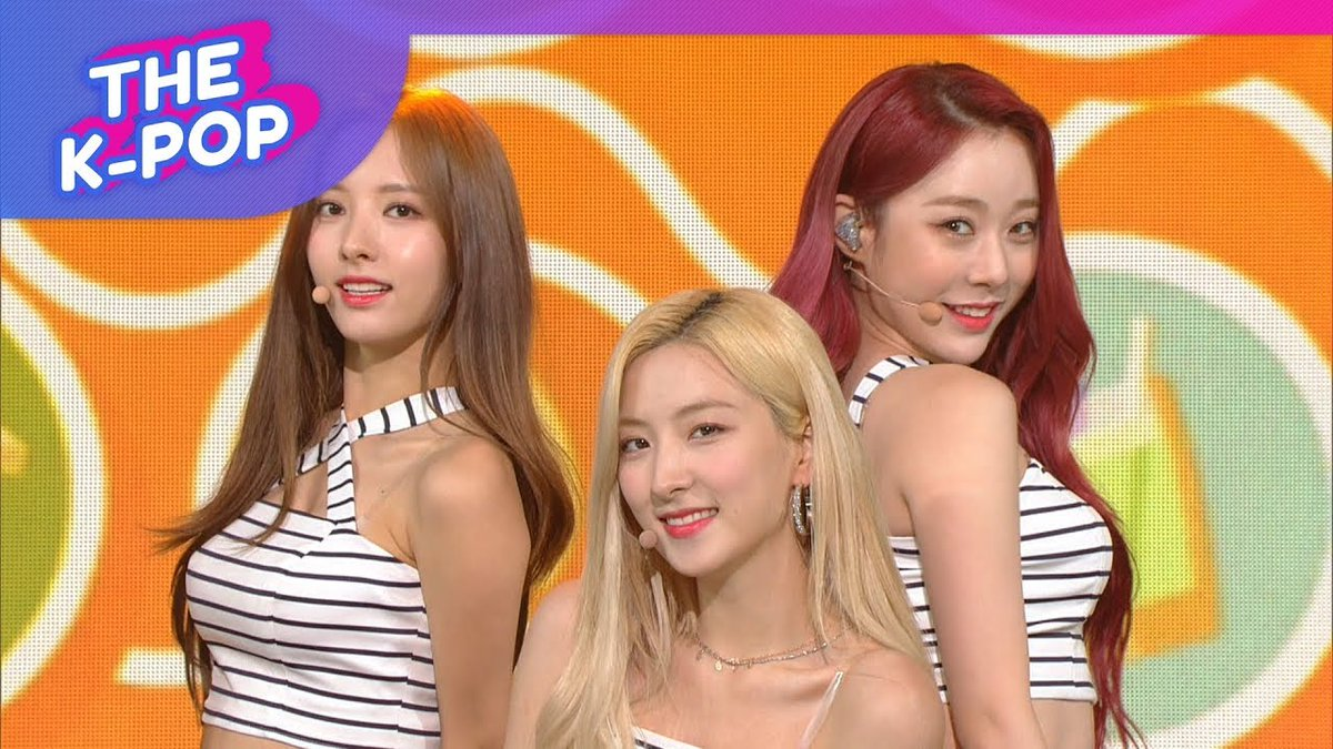 WATCH: #WJSN Performs Boogie Up On The Show soompi.com/article/133456…