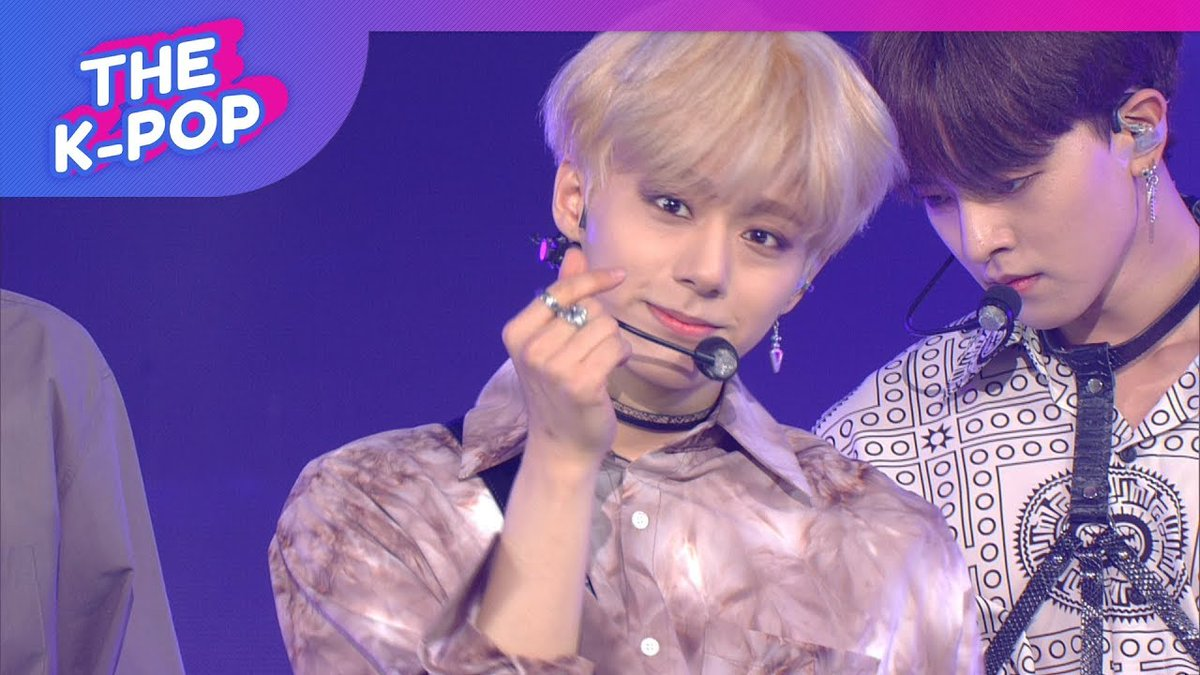 WATCH: #ONEUS Performs Twilight On The Show soompi.com/article/133456…