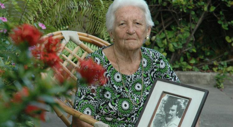 Morre, aos 105 anos, Dona Elzita Santa Cruz, símbolo contra a ditadura