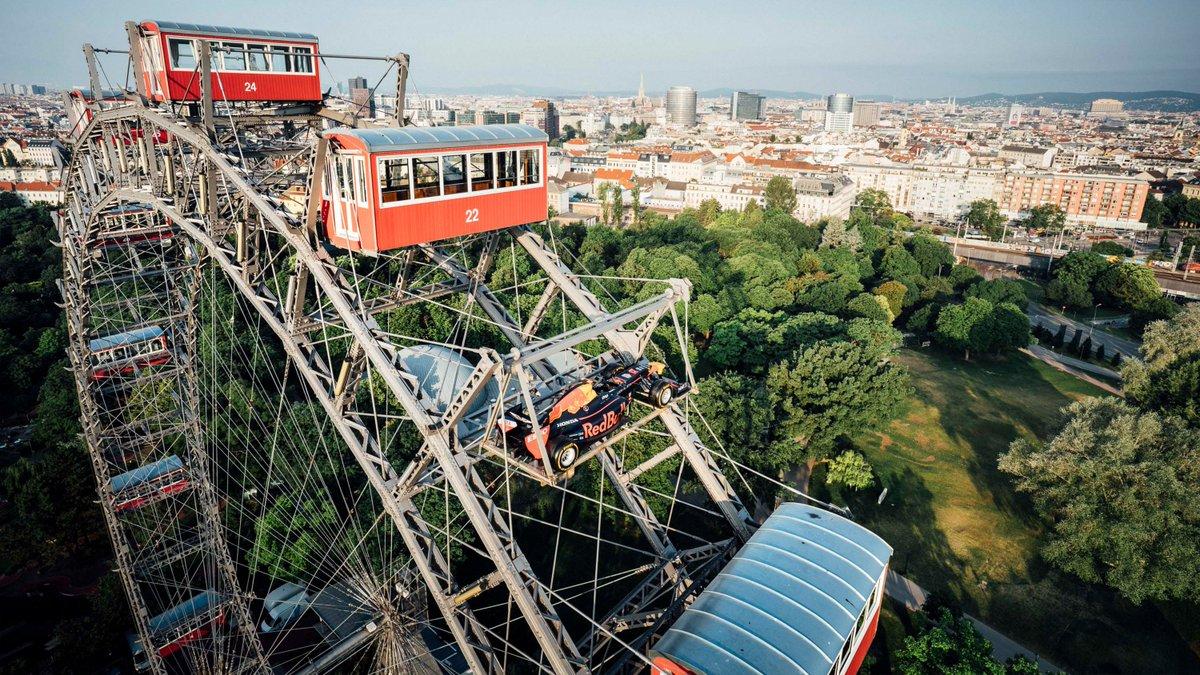 Vienna views 🇦🇹 A look through the album at our trip to the capital 📸👉 https://win.gs/ViennaGal #AustrianGP