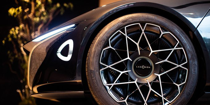 RT @AstonMayfair: The @astonmartin 'Electric…